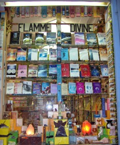 La flamme divine - Librairie spirituelle